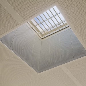 Security Ceilings - SC4