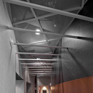 Beam Ceilings and Perforated Metal Ceiling Panels - MC12