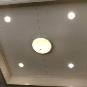 Fabric Wrapped Ceiling Panels - FP8
