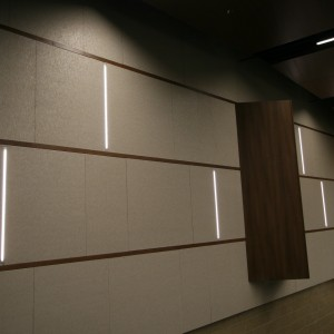 Fabric Wrapped Wall Panels - FP6