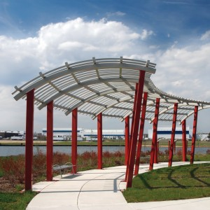 Trellis - OS9 & Open Air Steel Structures | mauinc.com