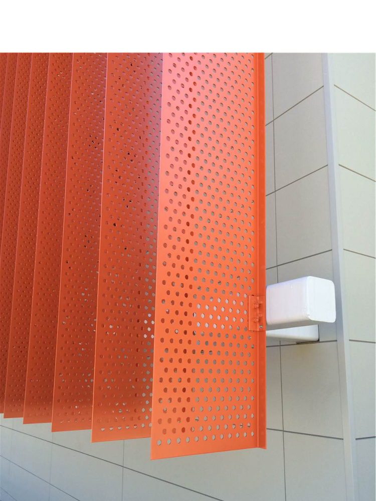 Metal Screen Signage : Exterior cladding mauinc
