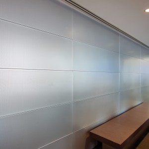 Custom Perforated Wall Panels - MW13