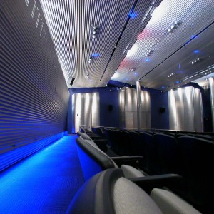 Corrugated Acoustical Wall Panels - MW7