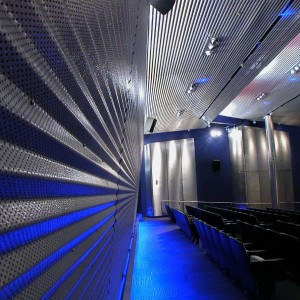 Corrugated Acoustical Wall Panels - MW8