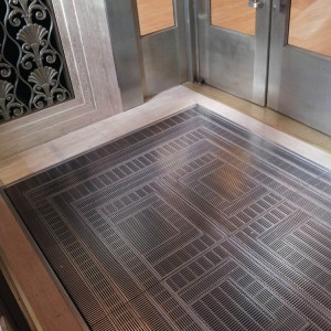 Stainless Entrance Grating - SG3