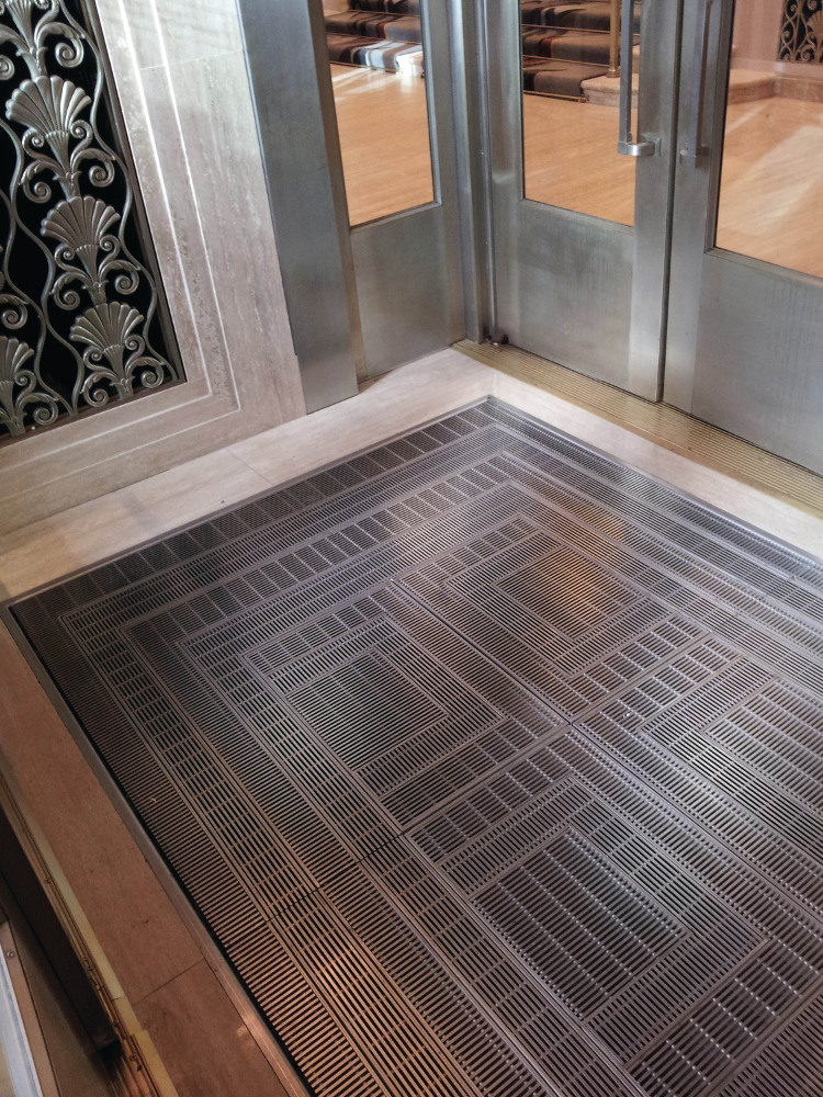Stainless steel gratings and fabrications mauinc