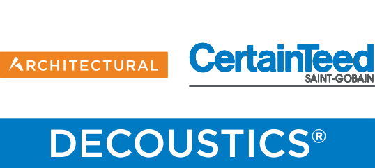 Decoustics Acoustical Ceiling and Wall Panels